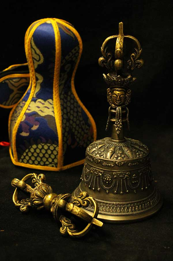 Буддийский колокол