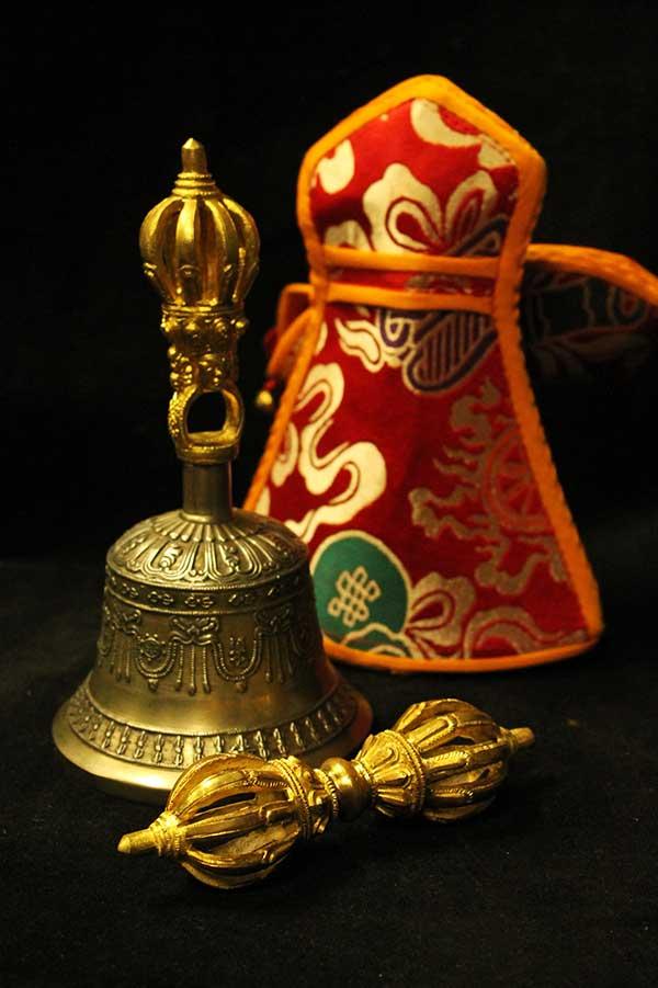 Буддийский тантрический колокол