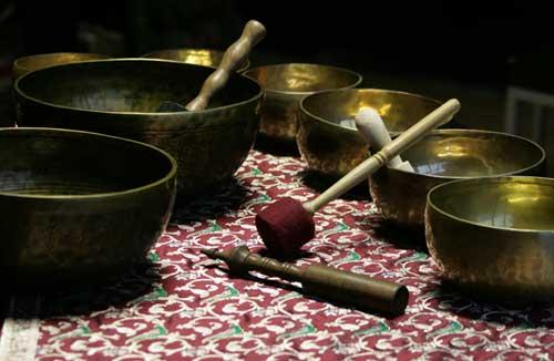 Тибетские поющие чаши что это