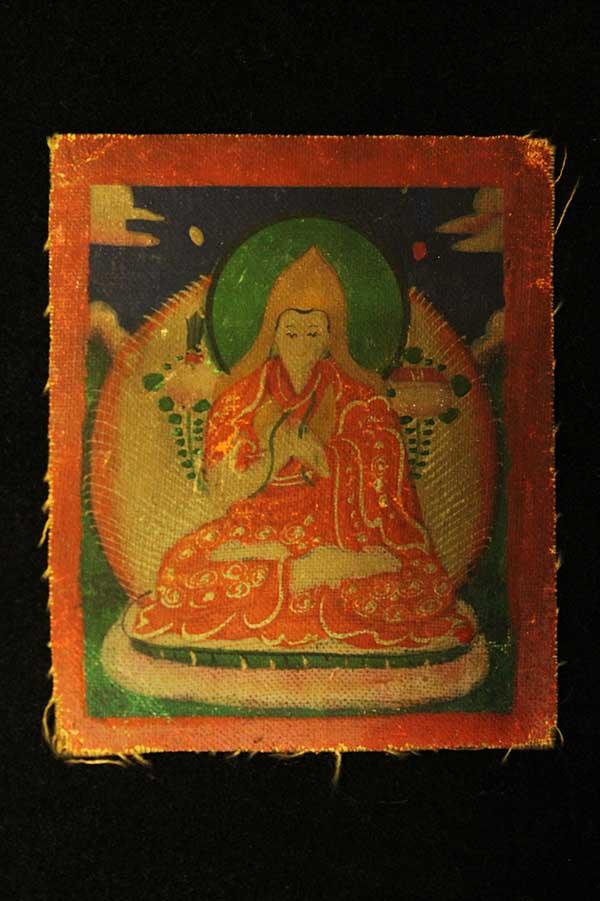 Буддийская цакля Лама Цонкапа