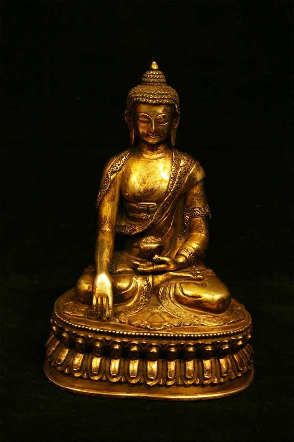 Статуэтка Будда Шакьямуни