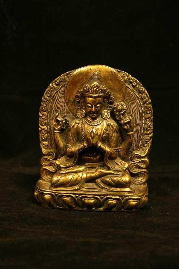 Статуэтка Авалокитешвара