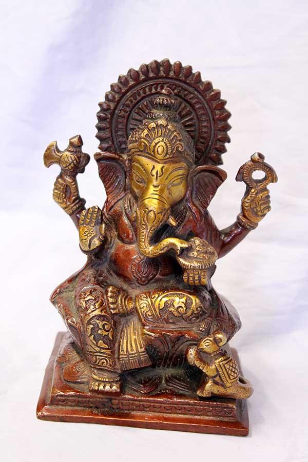 Индийская статуэтка, мурти Ганеша