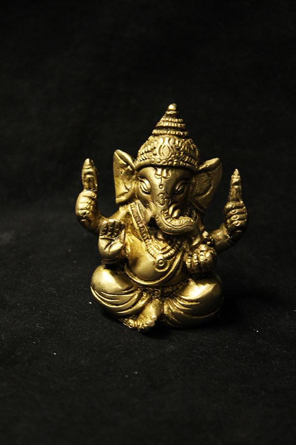 Индийская фигурка Ганеш
