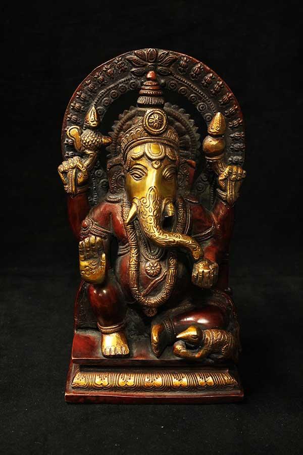 Индийская статуэтка, Ганапати