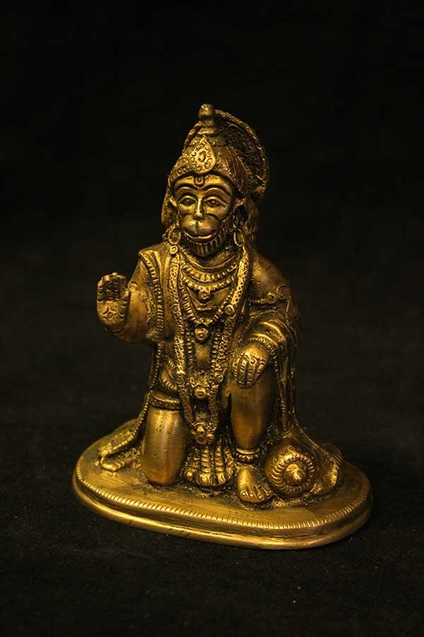 Индийская статуэтка, Хануман