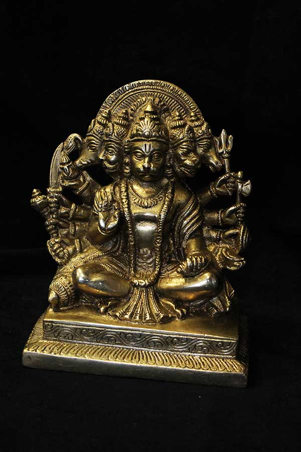 Индийская статуэтка, мурти Хануман