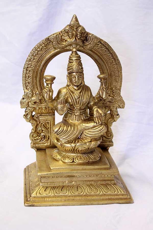 Индийская статуэтка Лакшми