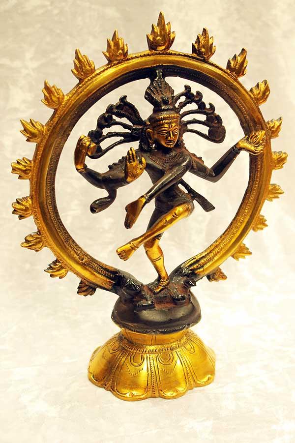 Бронзовая статуэтка, Шива Натараджа