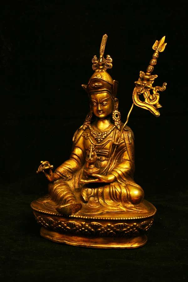Статуэтка Падмасамбхава