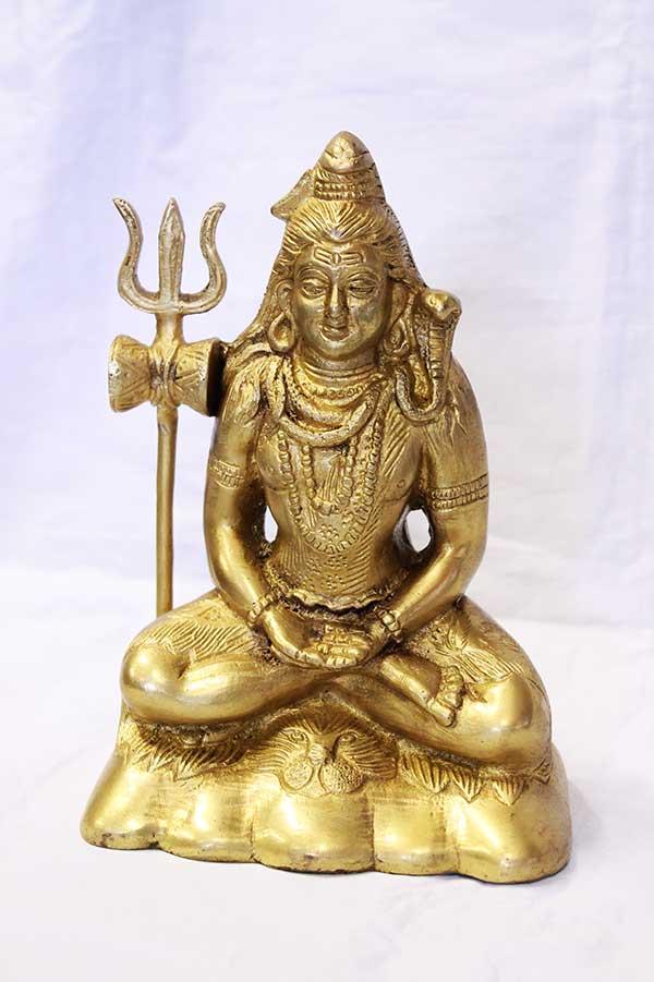 Индийская статуэтка Шива