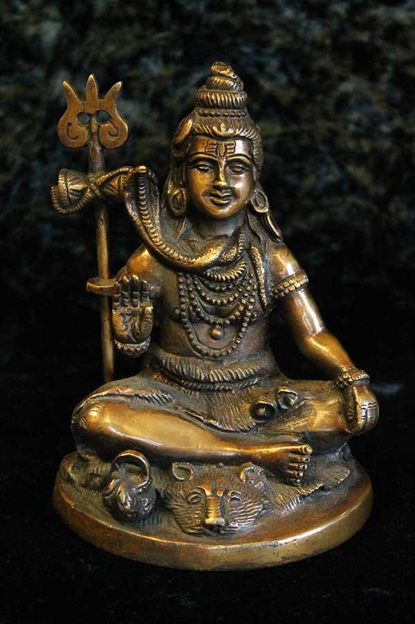 Бронзовая статуэтка, Шива