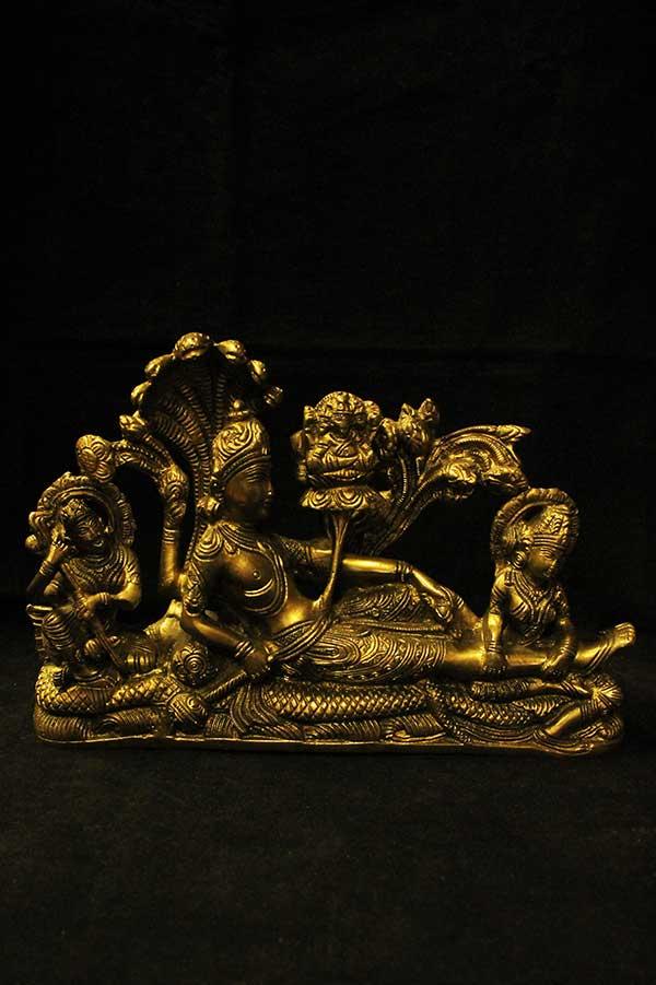Индийские статуэтки, Вишну