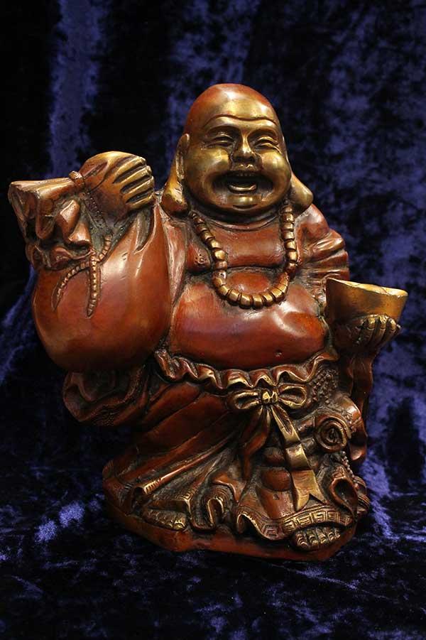 Индийская статуэтка, Хотей