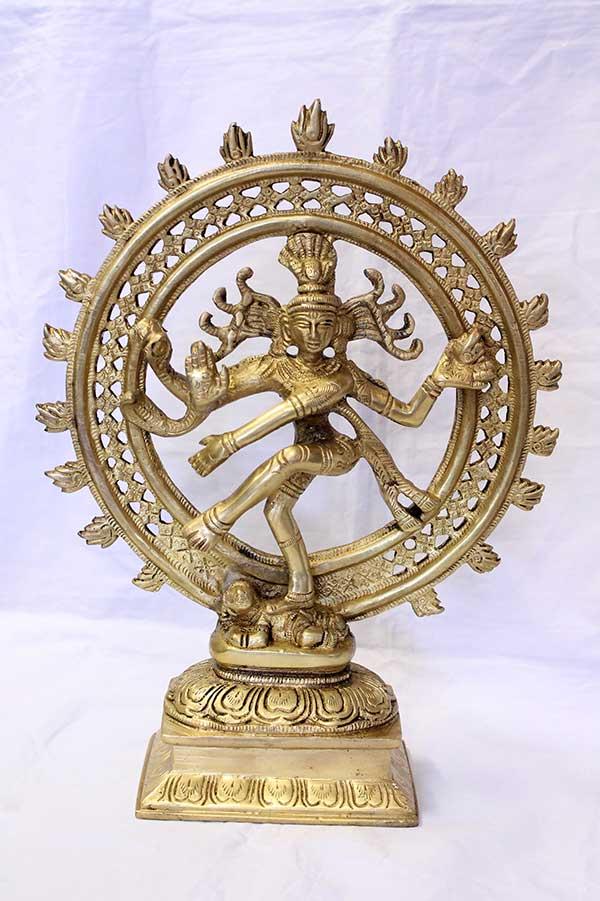 Индийская статуэтка Натарадж
