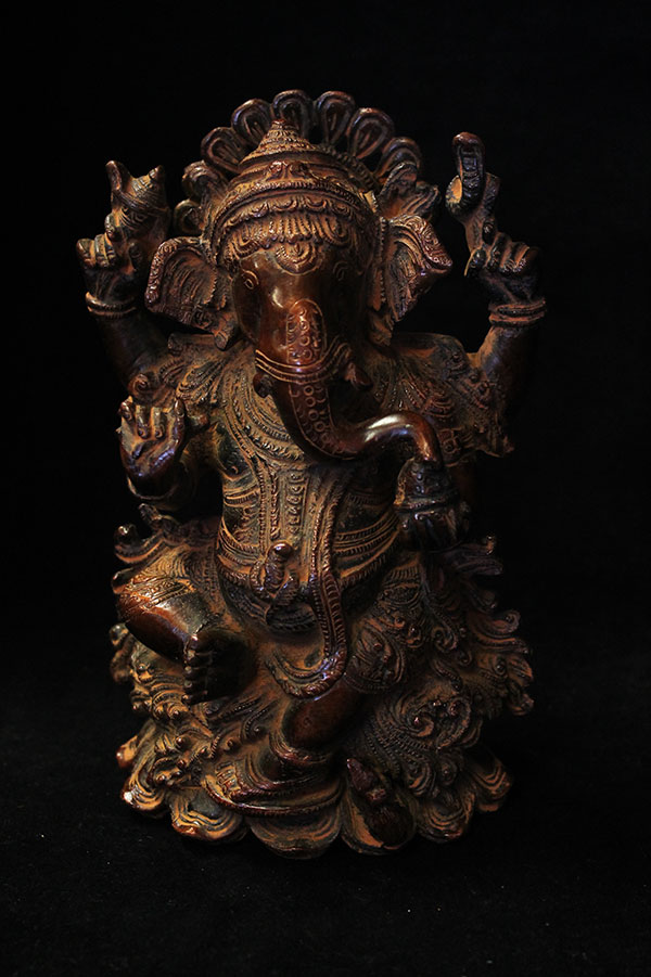 Индийская статуэтка, Ганеша
